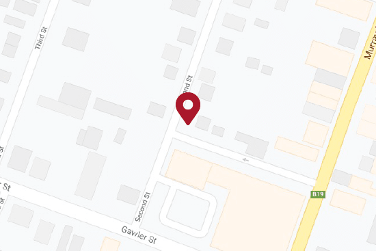 KWI - Kerrie Woodards Insurance - Location map